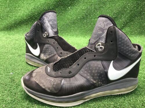 Lebron 429676 8 Viii 002 Black 11 Max Silver Nike White Air 5 Cool Grey V2 2011 P8O0wkn