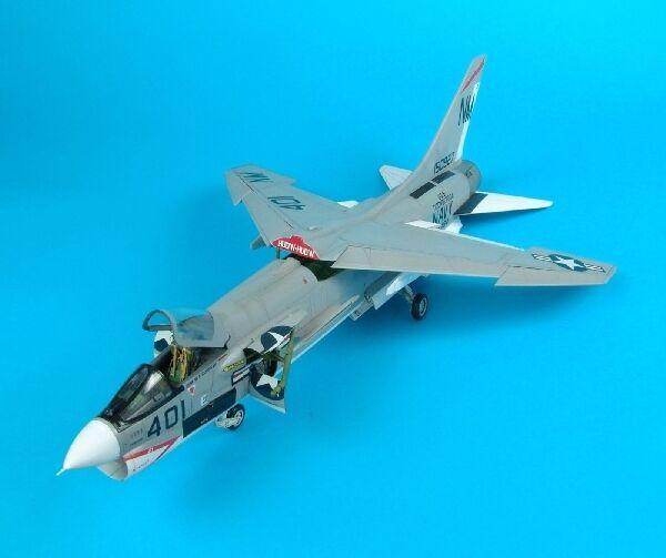 AIRES 7150 Detail Set Set Set for Academy Kit F-8E H Crusader in 1 72    Marke  259c82