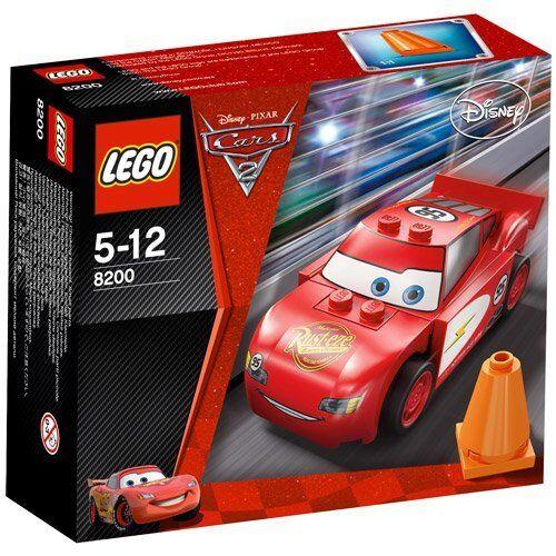 LEGO  8200 Radiator Springs Lightning Mcregina  consegna e reso gratuiti