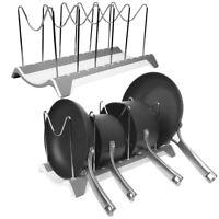 2-Pack Room Essentials Adjustable Pan & Lid Holder
