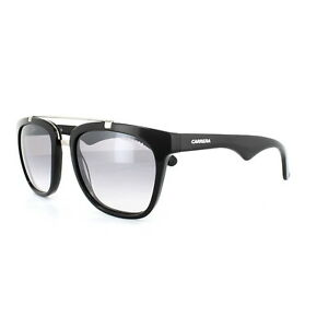 6eeabddd74f6b Image is loading Carrera-Sunglasses-6002-807-IC-Black-Grey-Silver-