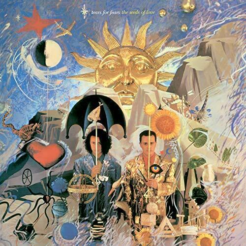 TEARS FOR FEARS-SEEDS OF LOVE (4CD/BLU-RAY BOX SET) CD NEW