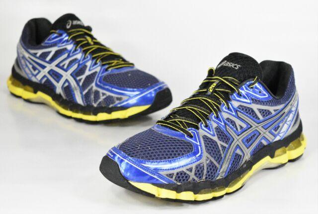 cała kolekcja fabrycznie autentyczne najwyższa jakość Asics Gel Kayano 20 Lite-Show Mens Size 11.5 Blue Running Shoes 20th  ANNIVERSARY