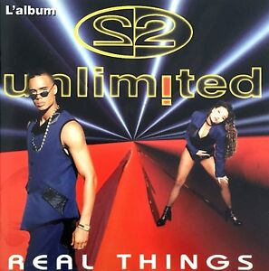2-Unlimited-CD-Real-Things-France-M-EX