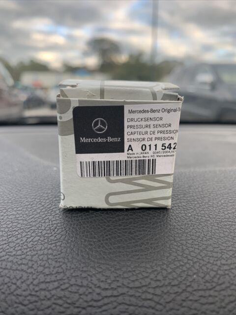 Mercedes Benz Pression Capteur 0115420617