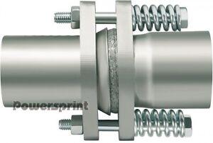 Edelstahl-Auspuffrohr-Kompensator-Durchmesser-76mm-NEU