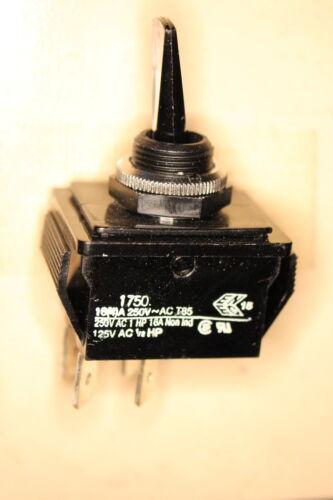 Schalter Nr23 Kippschalter Arcolectric C1750H  16A 250V 2x ein