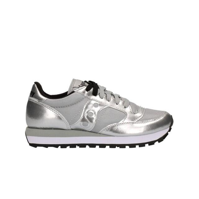 SAUCONY JAZZ sneakers silver scarpe donna mod. 1044 461