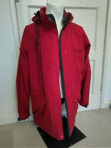 shoes for cheap various styles amazing selection womens vintage rain coat jacket Sprayway large L size uk 14 red ...