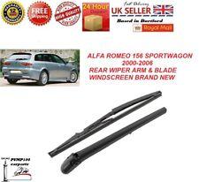 Rear Wiper Arm /& Blade Alfa Romeo Brera 2006 2007 2008 2009 2010 56 57 58 59