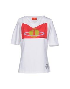 BNWT-RRP-150-VIVIENNE-WESTWOOD-RED-LABEL-CLIMATE-REVOLUTION-ORB-WHITE-T-SHIRT