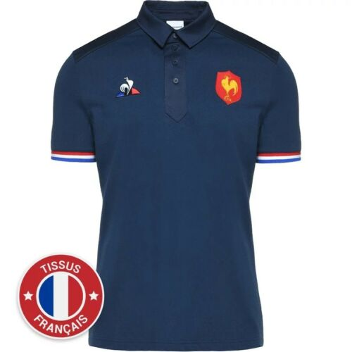 S-3XL FRANCE 2019 POLO shirt rugby jersey