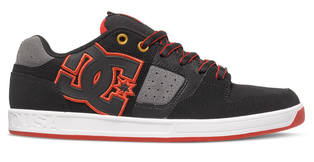 Scarpe casual da uomo  Scarpe Skate DC Shoes SCEPTOR Uomo RAP SNEAKERS HIP POP pelle skateboard