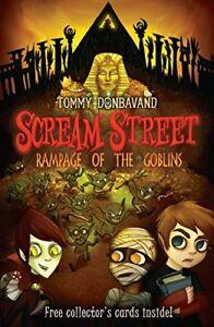 Very-Good-Scream-Street-10-Rampage-of-the-Goblins-Paperback-Donbavand-Tomm
