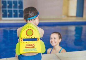 Zoggs Zoggy Float Swim Arm Bands 1-6 Years Easy Inflate Children Kids Pink Green