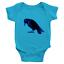 Infant-Baby-Rib-Bodysuit-Jumpsuit-Romper-Clothes-Beautiful-Black-Crow-Raven-Bird thumbnail 6