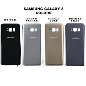 NEW-Housing-Back-Door-Rear-Battery-Case-Cover-for-Samsung-Galaxy-S8