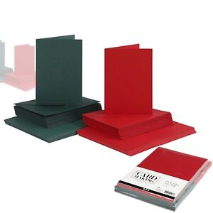 A6-Cards-and-Envelopes-Blanks-Coloured-Cards-for-Card-Making-230gsm