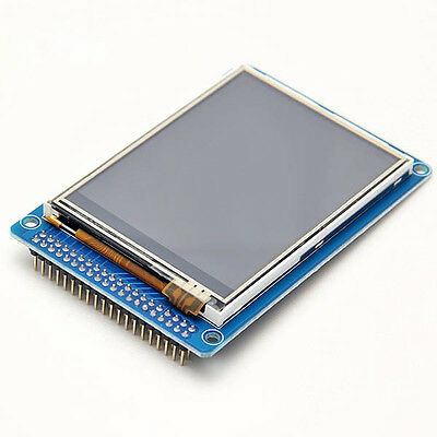 "3.2"" TFT LCD chip module Display + touch panel SD card 240x320 than 128x64 lcd"