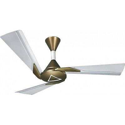 Orient Orina 48'' Celing Fan ( Olive Ivory ) (Decorative Fan)