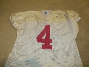 Chris-VANCE-Game-used-signed-Ohio-State-Jersey-worn