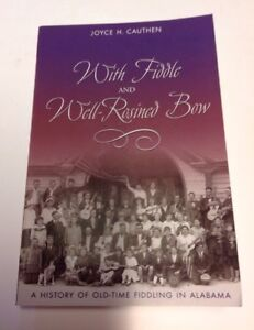 With-Fiddle-and-Well-Rosined-Bow-By-Joyce-H-Cauthen-2001-Paperback