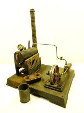 Alte Dampfmaschine wohl Doll zum herrichten oder als Ersatzteilspender /871