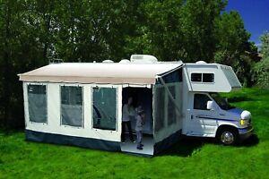 Waterproof RV Camper Awning Canopy Patio Camping Enclosure ...