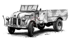 Lead-Warrior-1-35-L-gl-Lkw-Truck-Late-Conversion-Tamiya-Steyr-1500A-01-LW35023