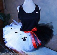 Ladies Womens Run Disney Princess Marathon Tutu Running Skirt Cruella DeVil 101