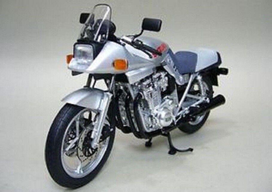 Wit's MOTO - 1 12 Suzuki GSX 1100 S  KATANA  Argent-MI-ST-BS121