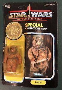 Star Wars Kenner Vintage Vintage Romba Moc Potf 1985 Les 17 dernières