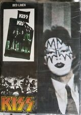 KISS Band Dressed to Kill Bed Linen Sheets
