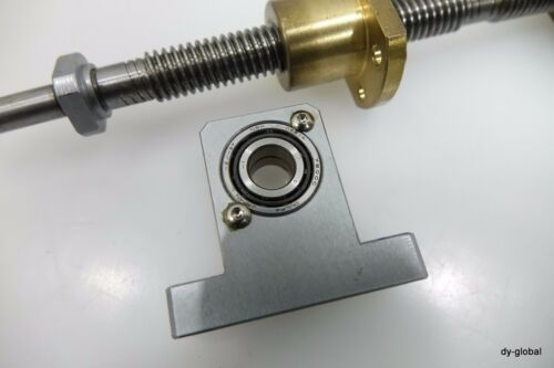 TM Screw Used Unit ATM12+227mm Right+Left Helix 7900P4 Support Linear Motion