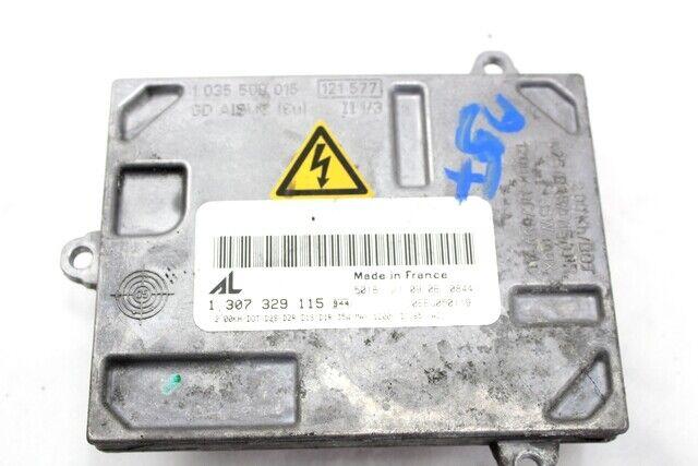 1307329115 ECU Faro Xenón Audi A3 1.9 125KW 3P D 6M (2006) Recambio Usado