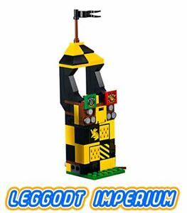 LEGO-Harry-Potter-Quidditch-Hufflepuff-Stand-New-FREE-POST