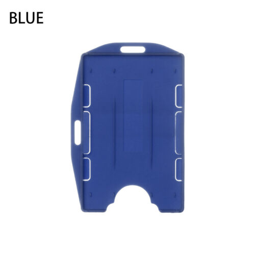Details about  /Protector Cover Badge ID Card Pouch Work Card Holders Card Sleeve Name Card