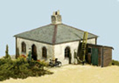 Wills Ss39 Buildings, Tunnels & Bridges Model Railroads & Trains Kreuzung Halter Cottage-1/76 Maßstab = Nenngröße 00 Plastik Preventing Hairs From Graying And Helpful To Retain Complexion
