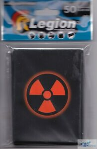 Radiation Legion 50 MTG Standard Card Sleeves Deck Protector