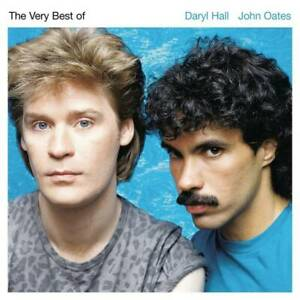 Daryl-Hall-amp-John-Oates-VERY-BEST-OF-18-Essential-Songs-NEW-COLORED-VINYL-2-LP
