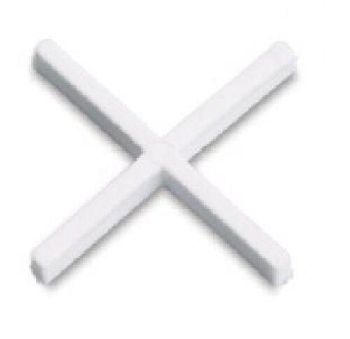 Rubi 02972 Long Legged 2mm Tile Spacer Crosses x 1000