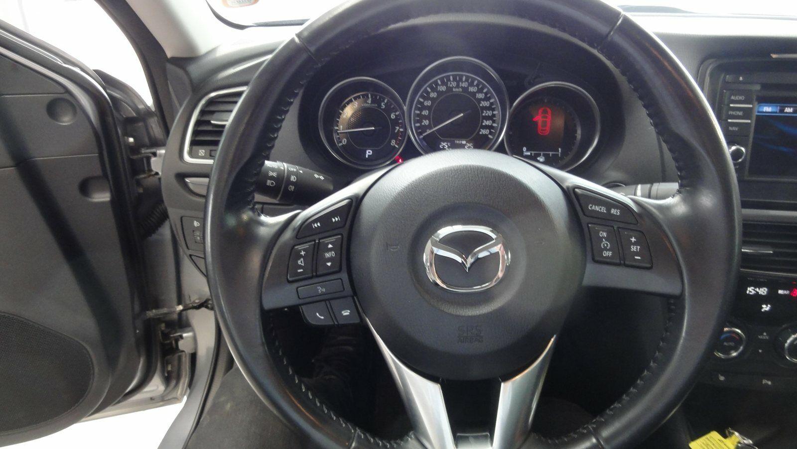 Mazda 6 2,0 Sky-G 165 Vision aut. - billede 8