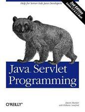 Java Servlet Programming: Help for Server Side Java Developers (Java Series) Hu