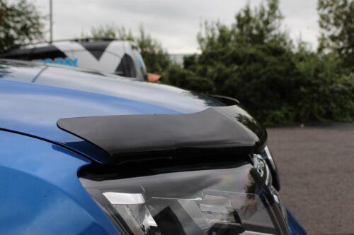 VW Amarok 2010-2016 DC EGR Quad Vent déflecteurs et Bonnet Garde-Set