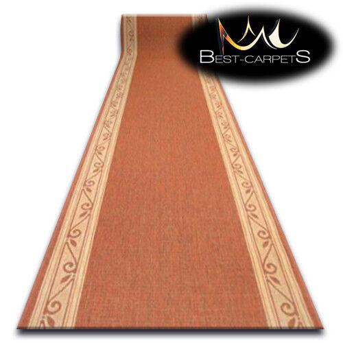 Coureur Tapis Sizal floorlux cadre moderne escaliers largeur 67, 67, 67, 80, 100 cm Extra Long | Service Supremacy  3d7fbe