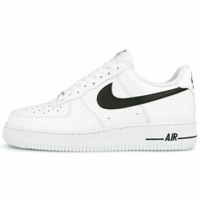 Size 9 - Nike Air Force 1 '07 AN20 White Black 2019 for sale ...