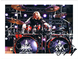 AXXIS-Dirk-Brand-original-signiertes-Foto-hand-signed