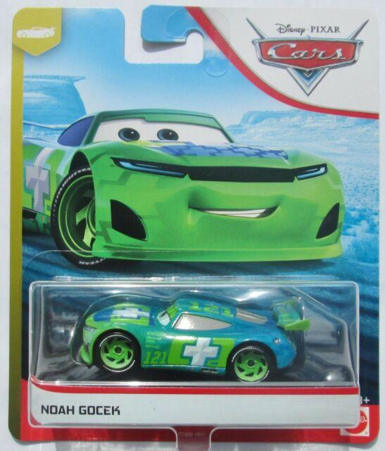 Disney Pixar Cars Noah Gocek Clutch Aid Next Gen Racers 2020 Save 6 Imperfect For Sale Online Ebay