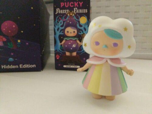 Nouveau Pucky X POP MART Forest Fairies Cloud Fairy Figure Blind Box Designer Jouet