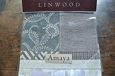 Linwood 'Amaya' fabric sample book  - craft